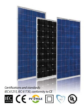 SUNTECH CERTIFICATIONS